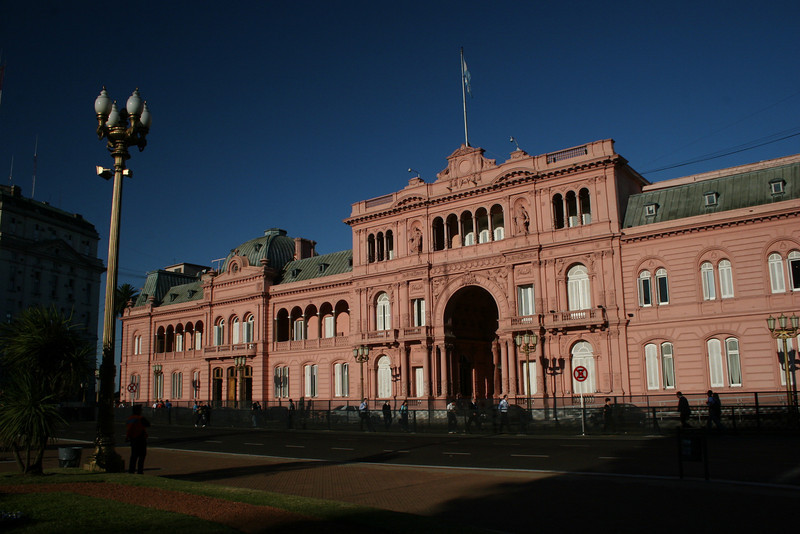 Casa Rosada - The Presidential Palace
