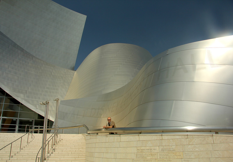 The stainless steel curves of its striking exterior and the state-of-the-art acoustics of the hardwood-paneled main auditorium make it one of the finest concert halls in the world, as well as an internationally recognized architectural landmark.