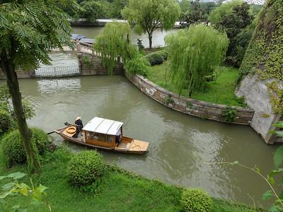 Panmen Scenic Area, Suzhou