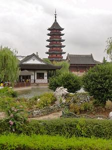 Ruiguang Pagoda Panmen Scenic Area, Suzhou