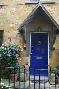 Doorways of Moreton-in-Marsh, Cotswolds