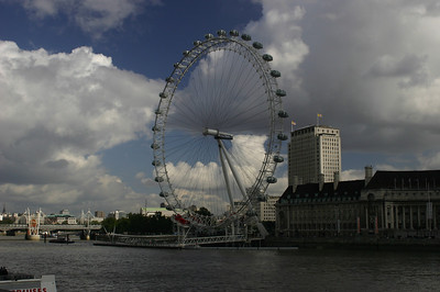 "The ""London Eye"""