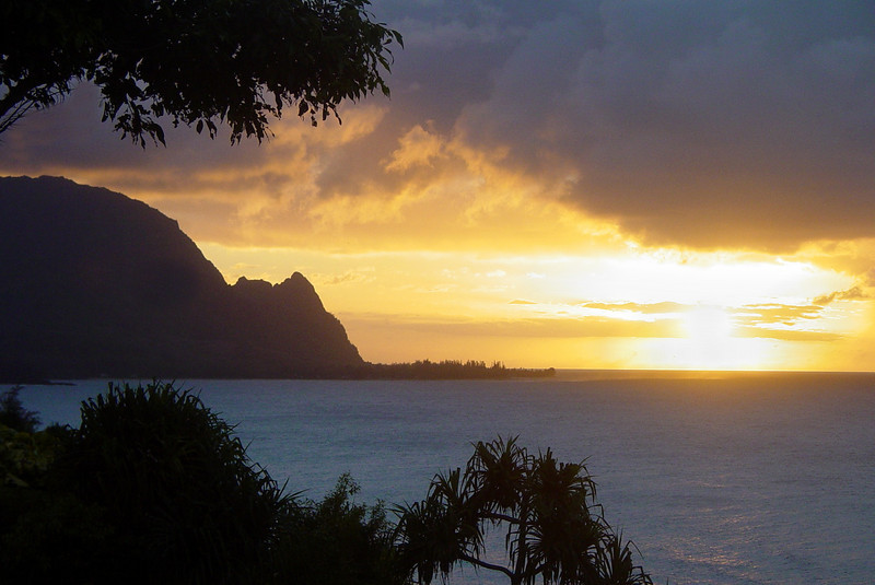 KAUAI Sunset