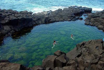 KAUAI Queen's Bath