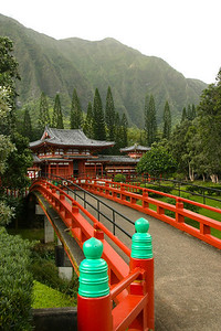 Byodo-In Temple, Valley of the the Temples