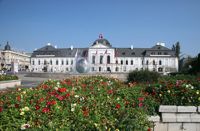 The residence of the President Bratislava, Slovakia