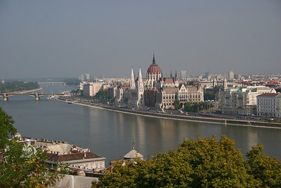Parliament on the Danube