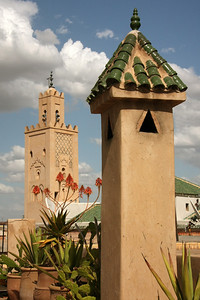 Another mosque near our riad