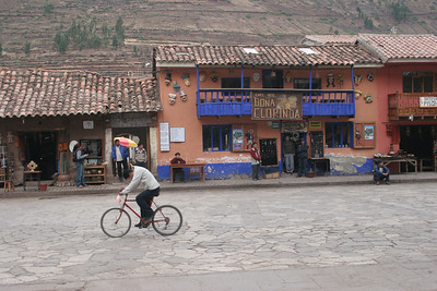The town of Pisac