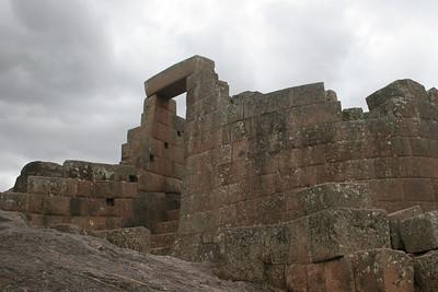 Temple of the Sun, Pisac