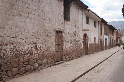 Pisac street