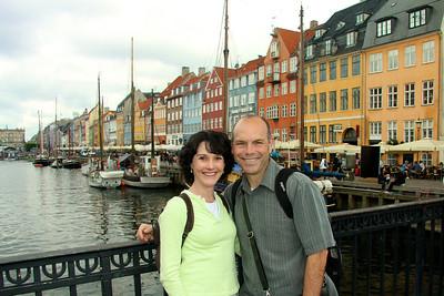 Us at Nyhavn Copenhagen, Denmark
