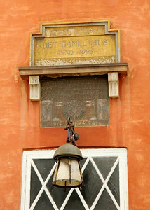 """Det Gamle Hus"" translates to ""The Old House"" (1698) Nyhavn Copenhagen, Denmark"