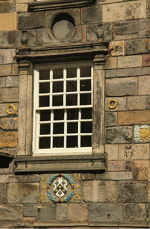 Facade of John Knox (Scottish religious reformer) House