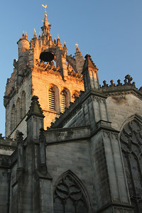 St. Giles' Cathedral spire