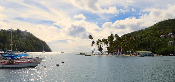 Marigot Bay -St. Lucia