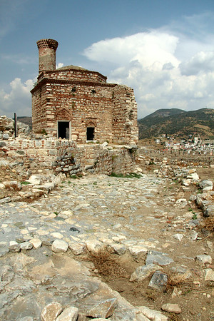 Ayasuluk Fortress - Selcuk, Turkey