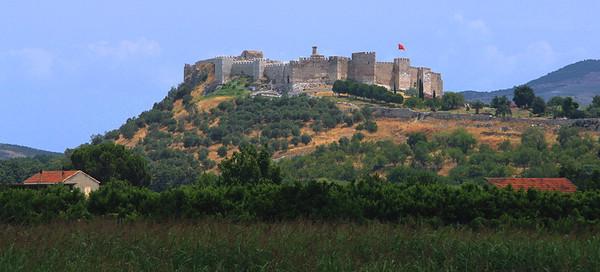 Ayasuluk Fortress - Selcuk, Turkey