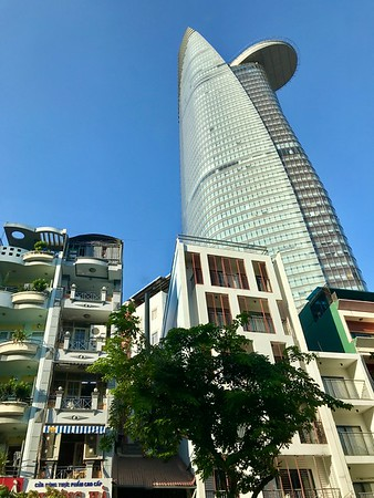 Bitexco Financial Tower - Ho Chi Minh City