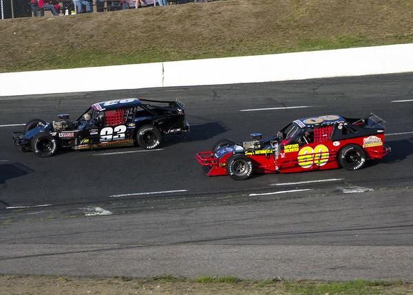 Touring Series at Monadnock Speedway