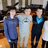 From left, Felix Hong, Heqing Huang, Vincent Ip, and Christine Wu are finalists in the 2016 SAI concerto competition.  Not pictured are finalists Dominic Muzzi and Kyle Johnson.