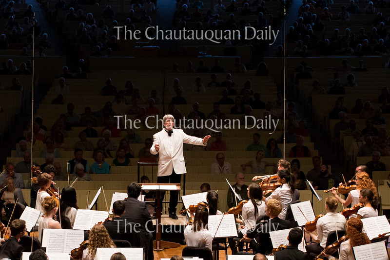 Mike Clark The Chautauquan Daily