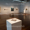 Strohl Art Center is set up for the 59th Chautauqua Annual Exhibition of Contemporary Art on June 23, 2016.