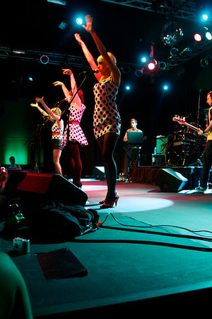 The Pipettes - Highline Ballroom