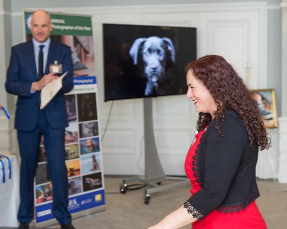 Dog Photographer of the Year Awards Ceremony 2017