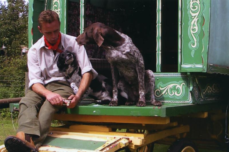 Man's Best Friend 5th Place Winner, Valerie Maskell ©, UK