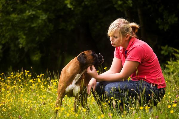 Man's Best Friend 4th Place Winner, Stewart Copeland ©, UK