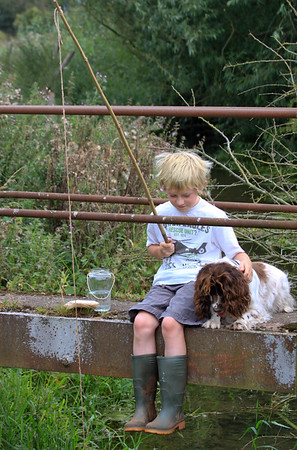 Man's Best Friend 5th Place Winner, Clare Chick ©, UK