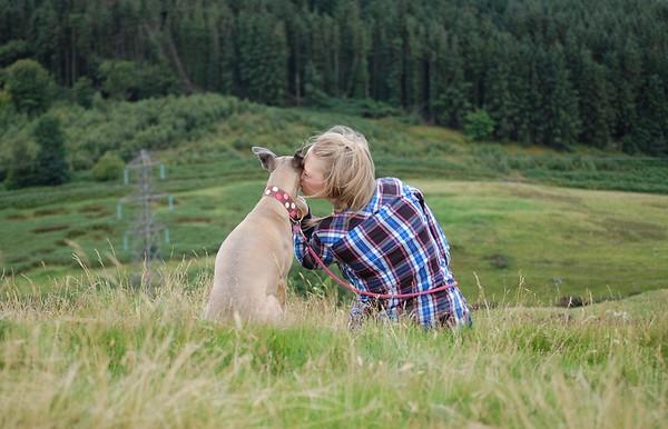 Man's Best Friend 3rd Place Winner, Sarah Brown ©, UK