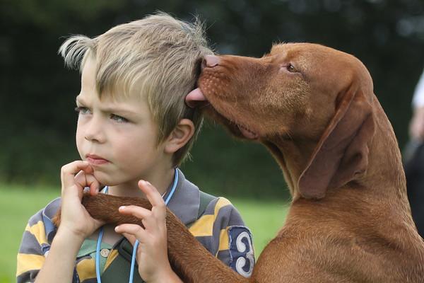 Man's Best Friend 1st Place Winner, Emma Carter ©, UK