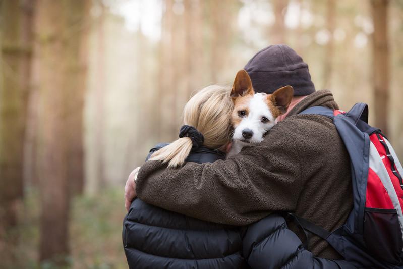 Man's Best Friend 3rd Place Winner, Annemarie King ©, UK