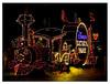 DISNEYLAND'S ELECTRIC LIGHT PARADE-01<br /> James McArthur<br /> <br /> Honorable Mention - Photojournalism