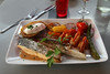 Seafood Trio French style