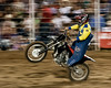 33 - Rodeo Clown Poppin Wheelie - Rick  Hester - Accepted