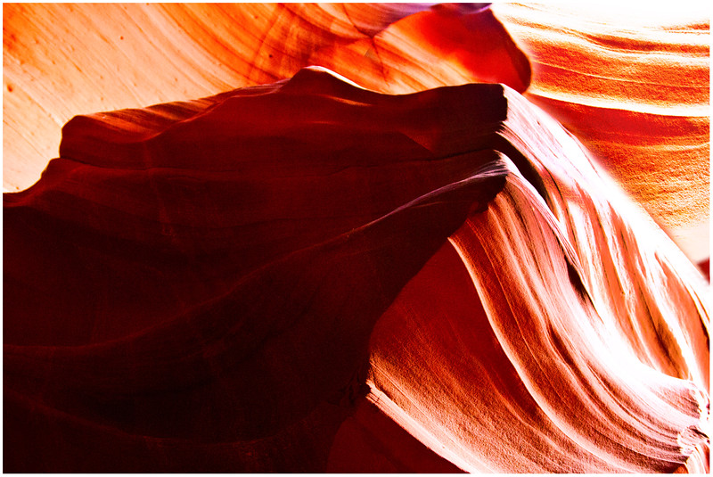The Wolf - Antelope Canyon