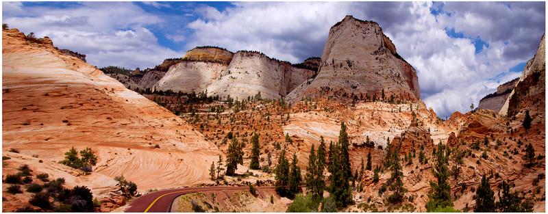 Checkerboard Mesa - Zion National Park