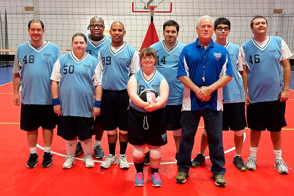 2014 Volleyball Tournament Team Photos