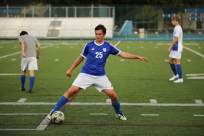 Boys Soccer vs Grandview