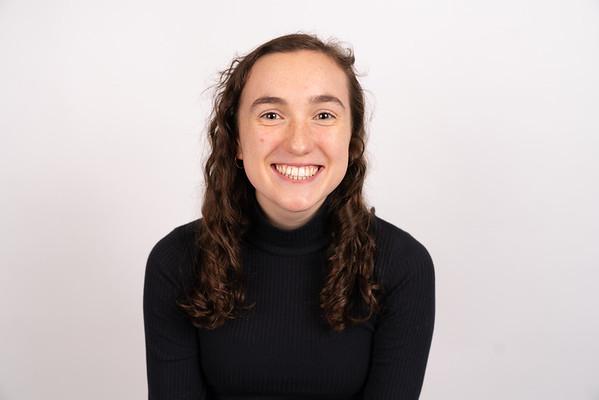Eimear McCann, Executive Editor