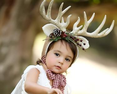 Deer/ Snowman