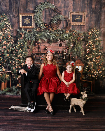 Family holiday sessions