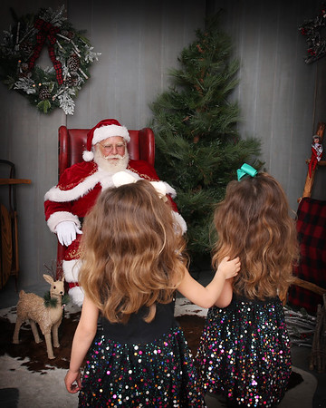 NO Expectation Santa sessions