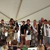 Team Trophy, Richmond Yacht Club: Sapphire, California Condor and Moonshine.