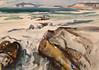 Keller, Henry G. - California Coast, c. 1940, NFS