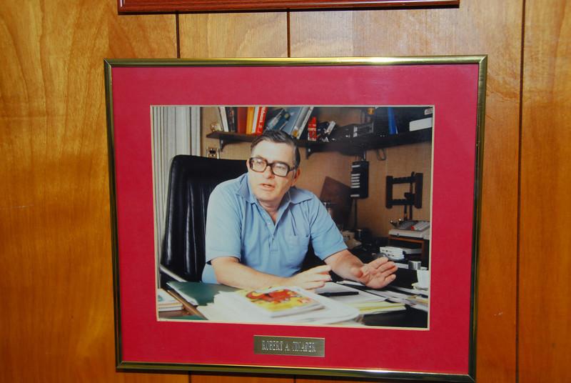 Writer Robert A. Cinader
