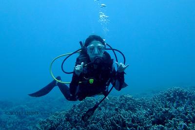 diver naia bay 042710 mon